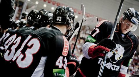 победа хоккейной команды Челябинска
