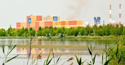 Завод Челябинска
