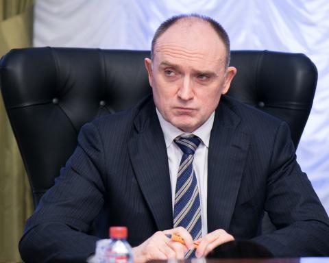 Челябинский губернатор