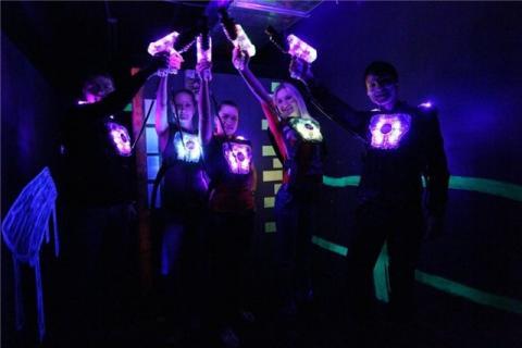 лазертаг в Челябинске
