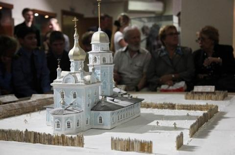 Крепость в Челябинске