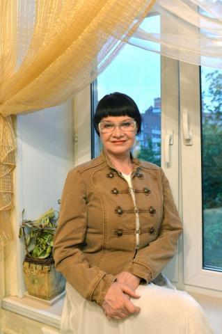 Татьяна Волкова-Гафурова