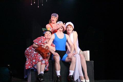 спектакль в Челябинске