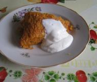 Морковная запеканка «Заячья радость»