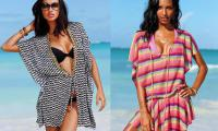 Легкая пляжная одежда или альтернатива парео