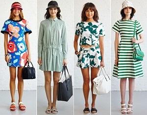 Летние тренды 2016 года в женских платьях