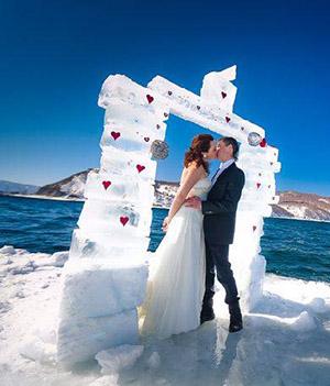 Идеи свадебных фотосессий