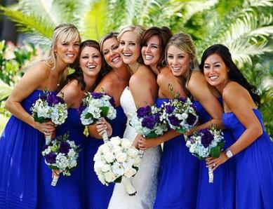 Что должна уметь свидетельница невесты