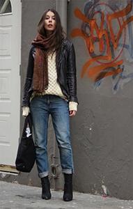 Модно, тепло и стильно: Свитер-платье