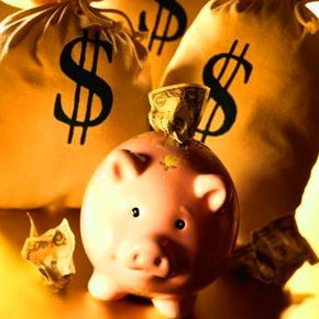 Приманиваем деньги