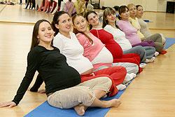 Постановка на учет по беременности что нужно